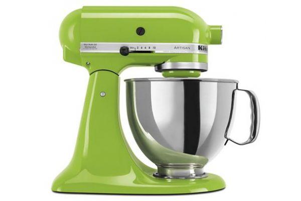 KitchenAid Artisan Green Apple Stand Mixer - KSM150PSGA