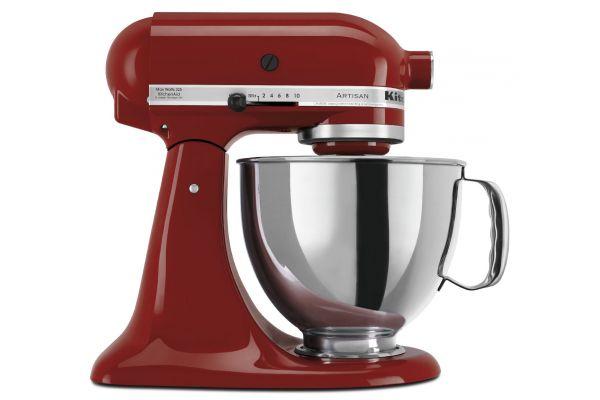 KitchenAid Artisan Series Gloss Cinnamon Stand Mixer - KSM150PSGC
