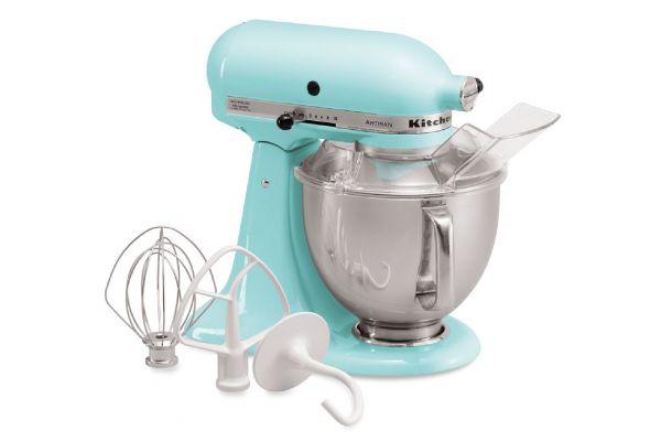 KitchenAid Artisan Series Ice Blue Stand Mixer - KSM150PSIC