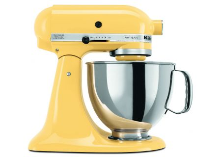 KitchenAid Artisan Stand Mixer Yellow - KSM150PSMY