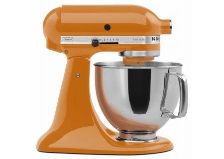 KitchenAid Artisan Stand Mixer Tangerine - KSM150PSTG