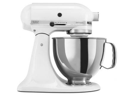 KitchenAid Artisan Series White Stand Mixer - KSM150PSWH