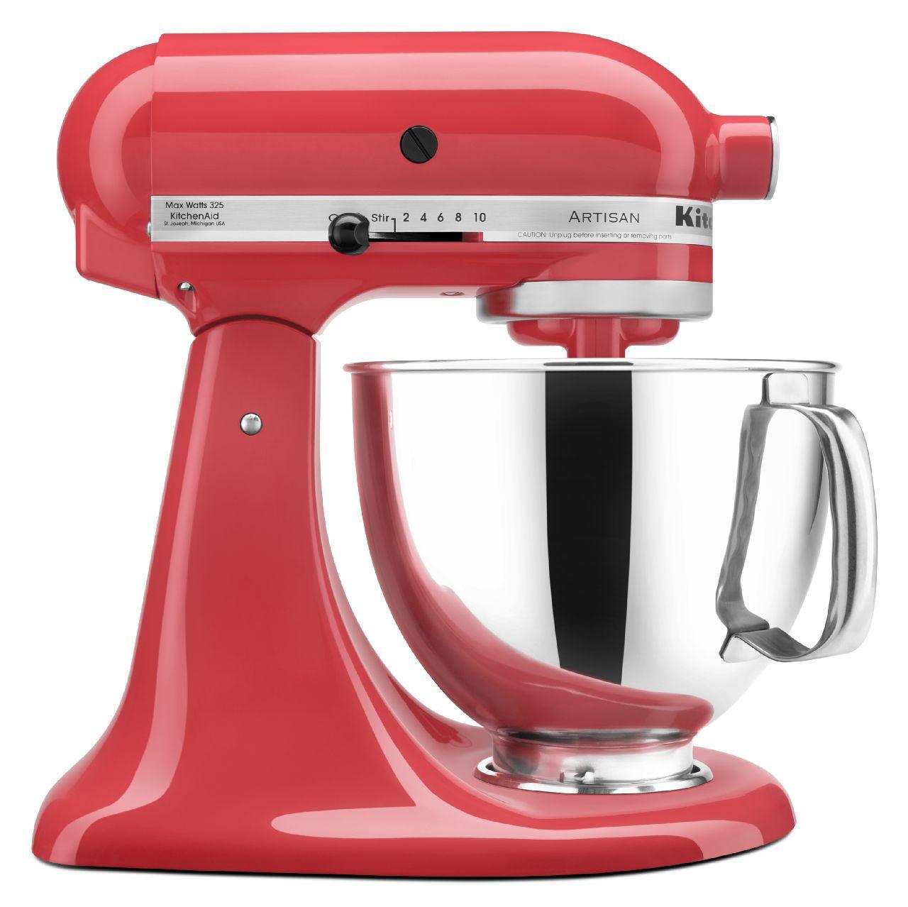 Kitchenaid Artisan Series Stand Mixer Ksm150pswm