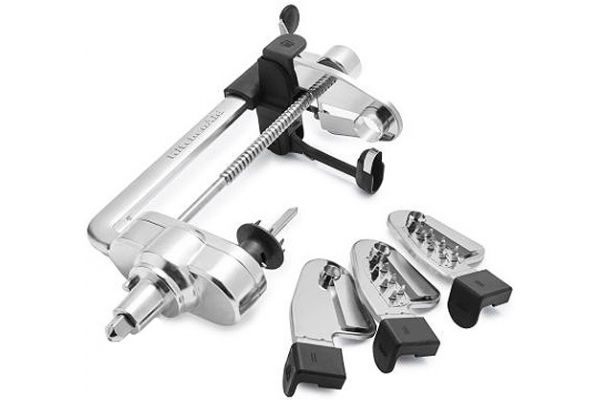 Large image of KitchenAid Spiralizer Stand Mixer Attachment - KSM1APC