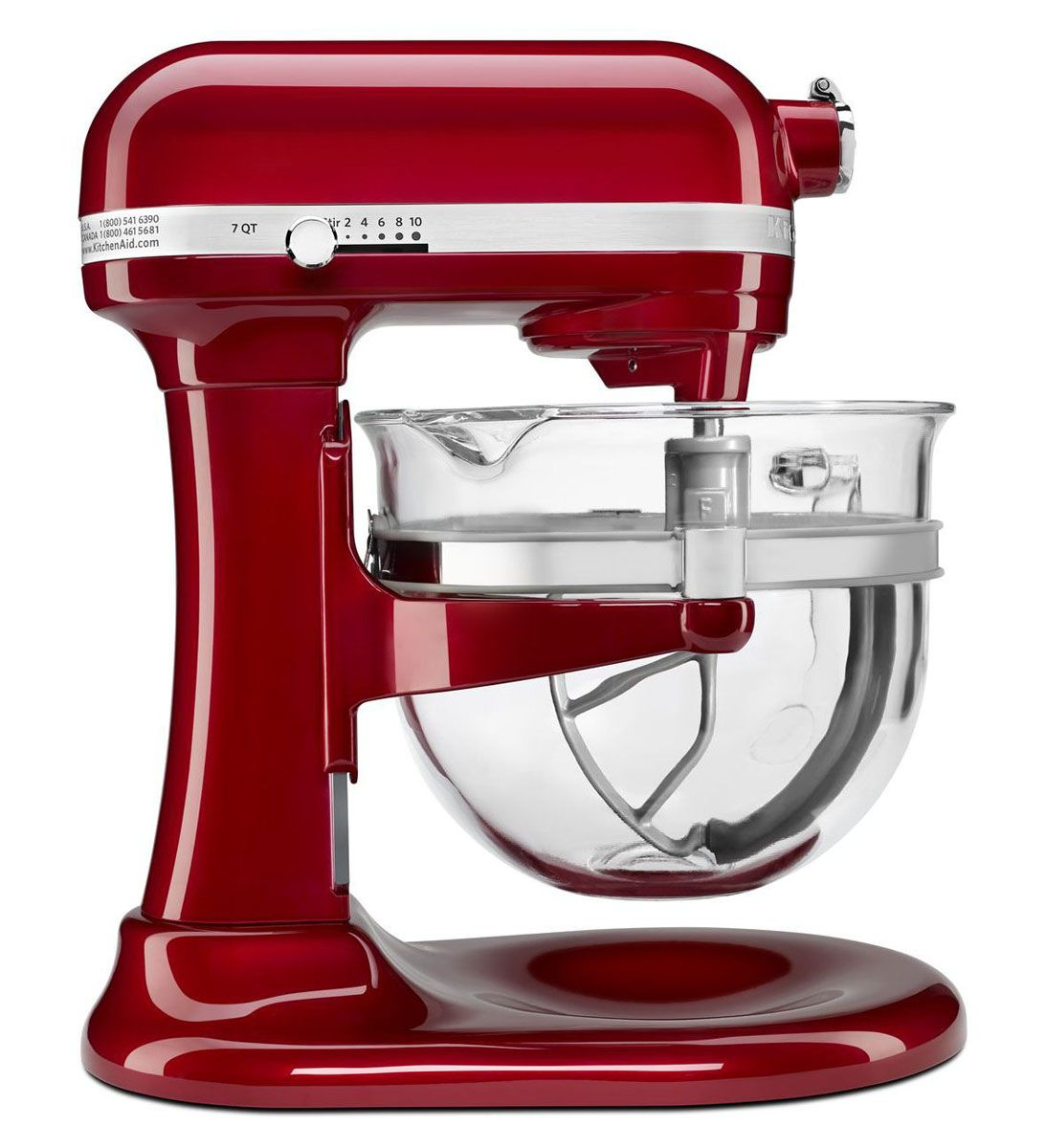 Kitchenaid 6500 Bowl Lift Stand Mixer Ksm6521xca