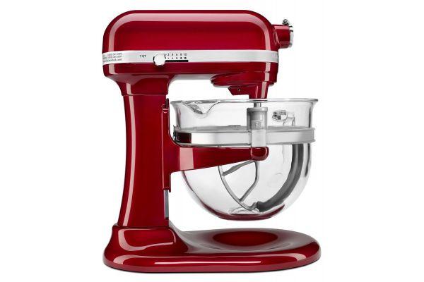 KitchenAid Professional 6500 Design Series Bowl-Lift Candy Apple Stand Mixer - KSM6521XCA