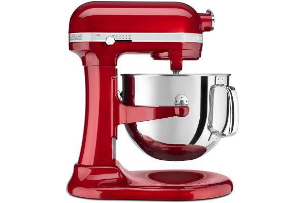 KitchenAid Proline Bowl Lift Red Stand Mixer - KSM7586PCA