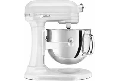 KitchenAid Proline Bowl Lift Frosted Pearl Stand Mixer - KSM7586PFP