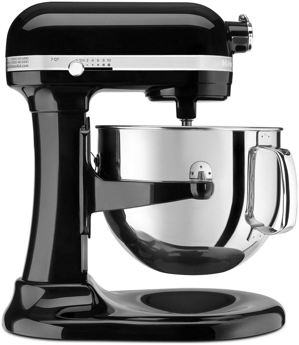 Kitchenaid Bowl Lift Black Stand Mixer Ksm7586pob
