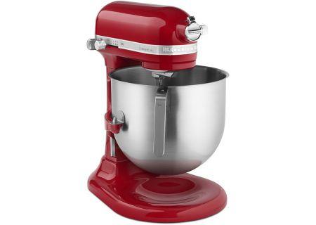 KitchenAid NSF Certified Empire Red Mixer - KSM8990ER