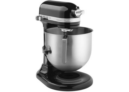 KitchenAid NSF Certified Black Stand Mixer - KSM8990OB