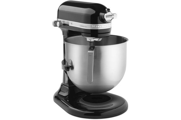KitchenAid NSF Certified Black Stand Mixer - KSM8990OB