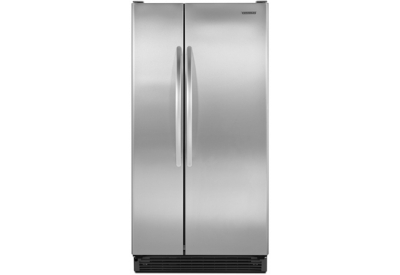 KitchenAid - KSRS25MWMS - Side-by-Side Refrigerators