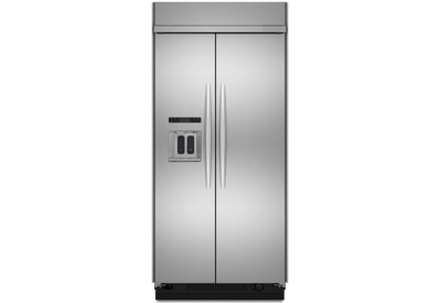 KitchenAid - KSSC42QVS - Built-In Side-By-Side Refrigerators
