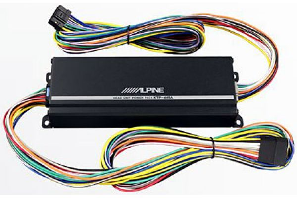 Large image of Alpine Head Unit Power Pack - KTP-445A