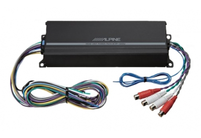 Alpine - KTP-445U - Car Audio Amplifiers