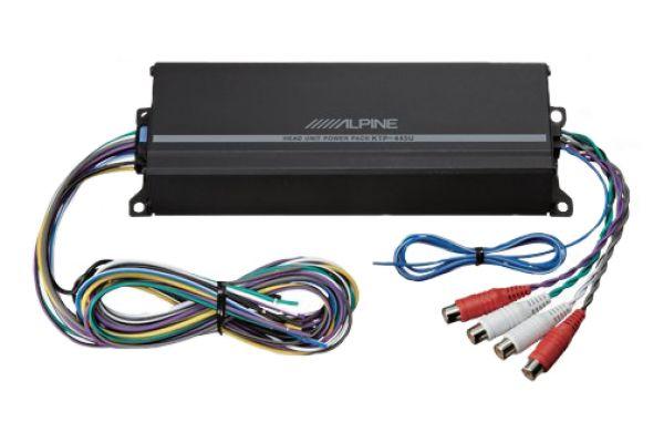 Large image of Alpine Black Universal Power Pack - KTP-445U