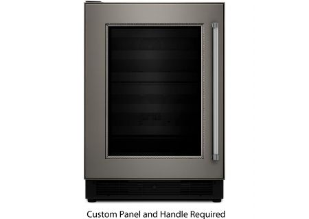 "KitchenAid 24"" Panel Ready Beverage Center - KUBL204EPA"