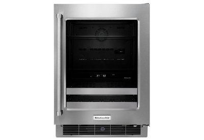 KitchenAid - KUBR304ESS - Wine Refrigerators and Beverage Centers