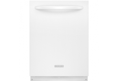KitchenAid - KUDC10FXWH - Dishwashers