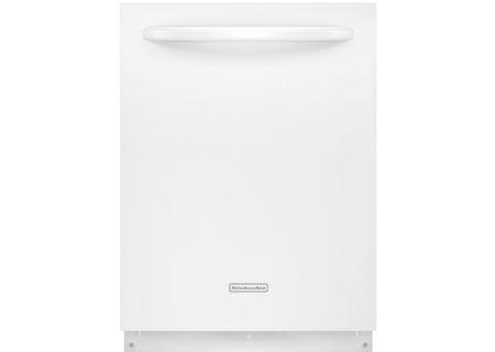 KitchenAid - KUDC10FXWH - Dishwashers