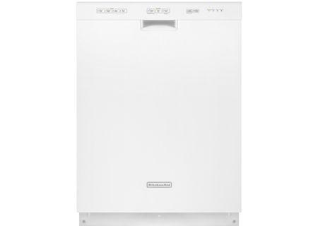 KitchenAid - KUDC10IXWH - Dishwashers