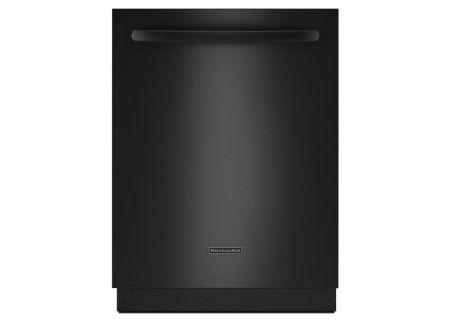 KitchenAid - KUDE20FBBL - Dishwashers