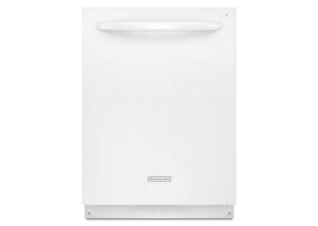 KitchenAid - KUDE20FBWH - Dishwashers