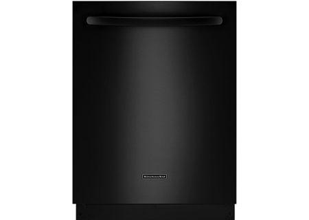 KitchenAid - KUDE20FXBL - Dishwashers