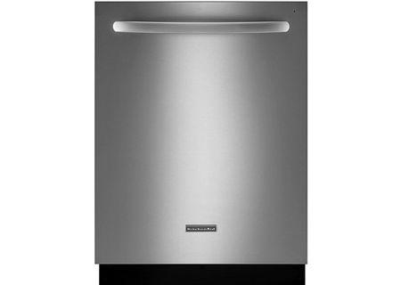 KitchenAid - KUDE20FXSS - Dishwashers