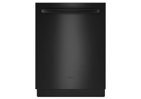 KitchenAid - KUDE48FXBL - Dishwashers