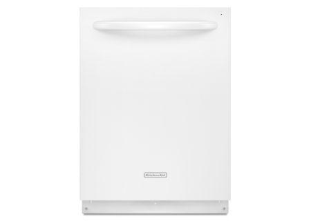 KitchenAid - KUDE48FXWH - Dishwashers