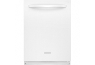 KitchenAid - KUDE60FXWH - Dishwashers