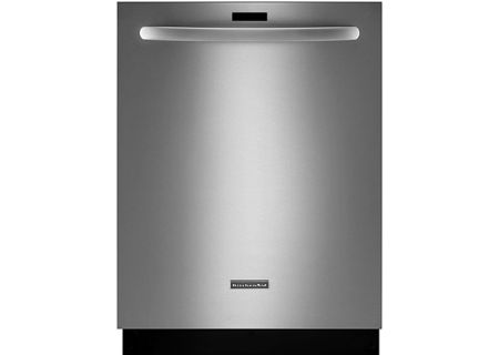 KitchenAid - KUDE60SXSS - Dishwashers