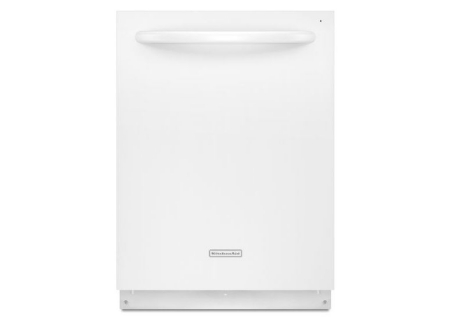 KitchenAid - KUDE70FXWH - Dishwashers