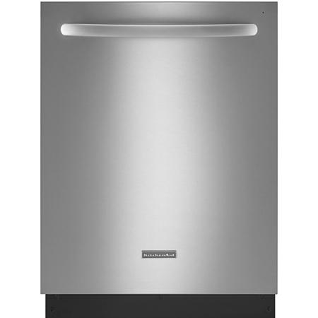 KitchenAid Superba Series KUDS35FX Stainless Steel Dishwasher - KUDS35FXSS - Abt