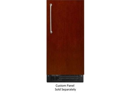 "KitchenAid 15"" Custom Overlay Automatic Icemaker - KUIC15POZP"