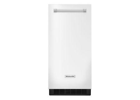 KitchenAid - KUIX305EWH - Ice Makers