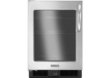 KitchenAid - KURG24LWBS - Compact Refrigerators
