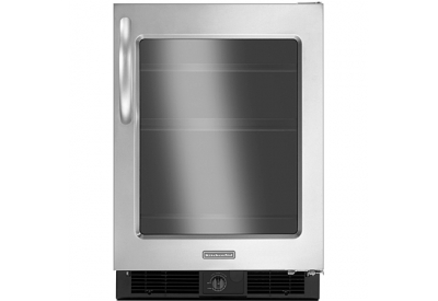 KitchenAid - KURG24RWBS - Wine Refrigerators / Beverage Centers