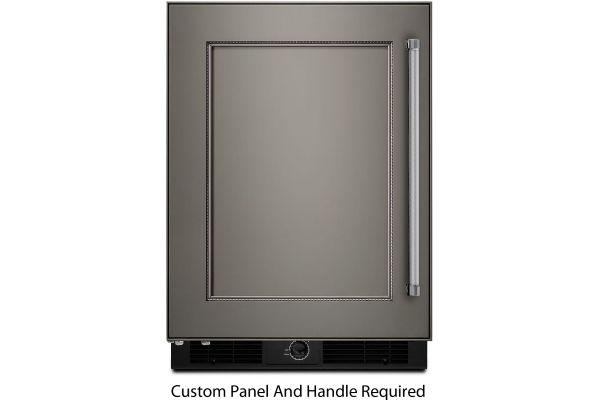 """Large image of KitchenAid 24"""" Panel Ready Undercounter Refrigerator - KURL104EPA"""