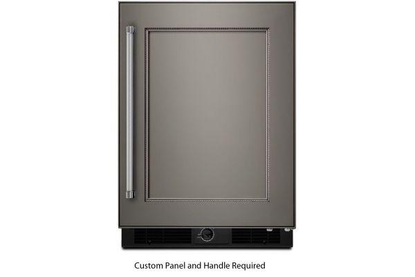 "Large image of KitchenAid 24"" Panel Ready Undercounter Refrigerator - KURR104EPA"