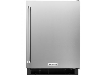 KitchenAid - KURR104ESB - Compact Refrigerators