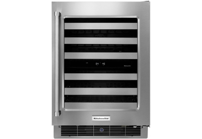 KitchenAid - KUWR304ESS - Wine Refrigerators and Beverage Centers