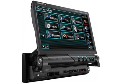 Kenwood - KVT-516 - Mobile Video