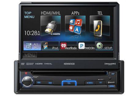 Kenwood - KVT-7012BT - Car Stereos - Single DIN