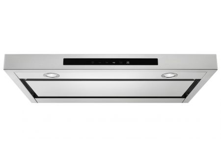 "KitchenAid 36"" Stainless Steel Low Profile Under-Cabinet Ventilation Hood - KVUB406GSS"