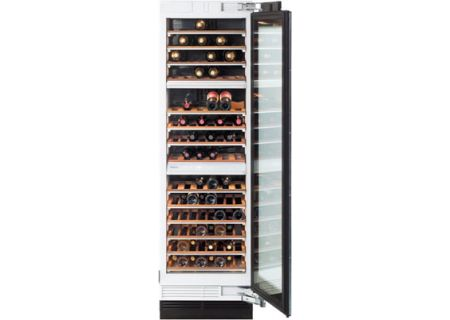 "Miele 24"" Built-In Stainless Steel Wine Storage System - KWT1603SF"