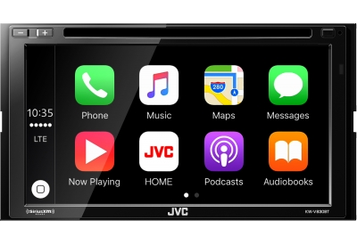 JVC - KW-V830BT - Car Video