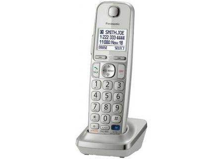 Panasonic - KX-TGEA20S - Additional Cordless Handsets